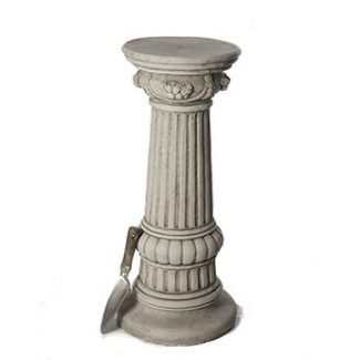 Large Fancy Column