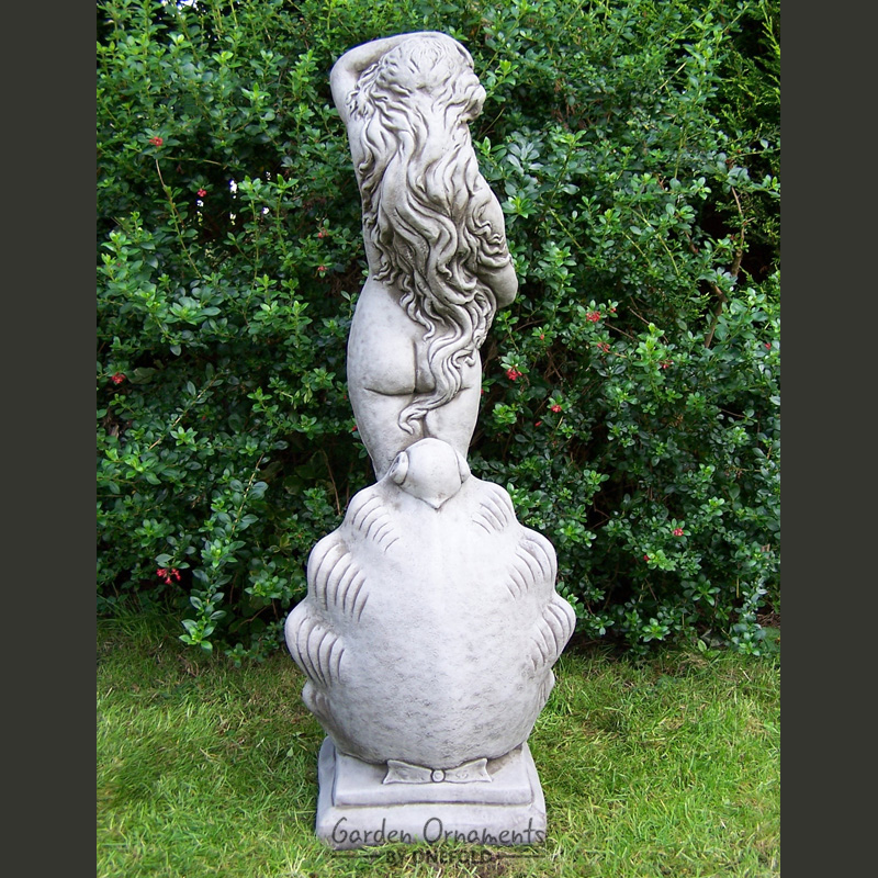 Large Stone Garden Ornaments Large shell lady detailed hand cast stone garden ornament statue large shell lady detailed hand cast stone garden ornament statue main picture thumb thumb thumb workwithnaturefo