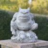 Sitting Gargoyle Garden Ornament