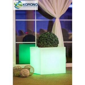 LED Plant Pot Light Square