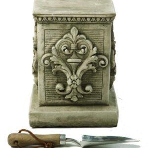 Square Plinth Garden Ornament