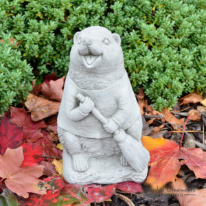 Hedgehog Beatrix Potter Stone Garden Ornament