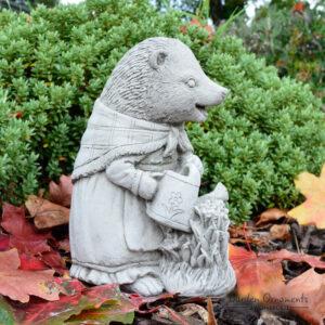Mrs Tiggy-Winkle Garden Statue Stone Ornament