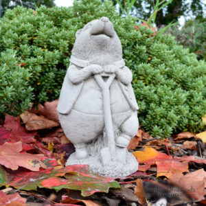 Beatrix Potter Hedgehog Garden Statue