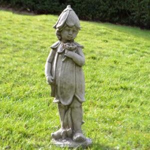 Bluebell Fairy Garden Statue Hand Cast Stone