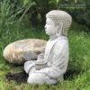 Buddha Garden Statue Zen Lantern
