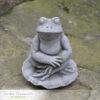 Prince Charming Frog Garden Statue