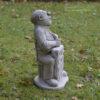 Gin Man Garden Statue