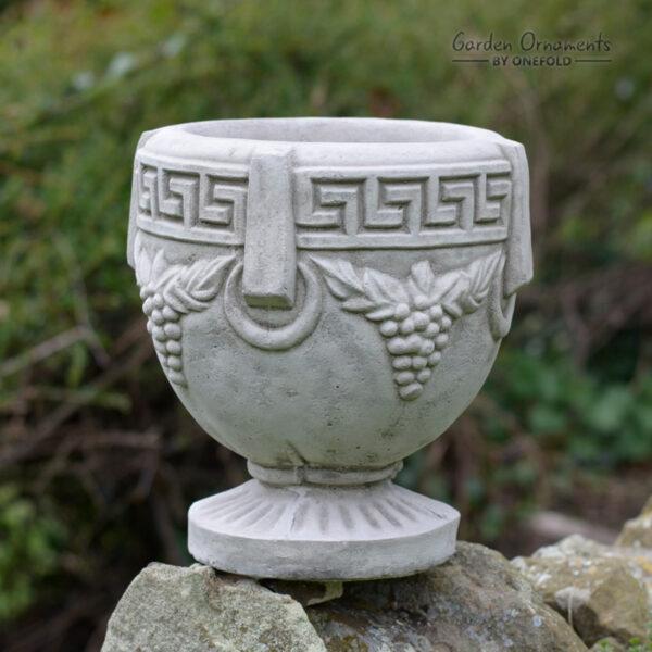 Stone Vine Pot Planter Small Vase