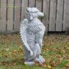 Griffin Garden Statue Ornament