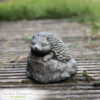 Hedgehog Garden Ornament Statue