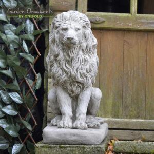 Lion Large Garden Statue