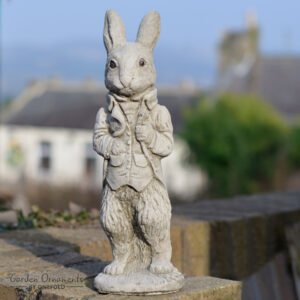 Peter Rabbit Garden Ornament Small Statue