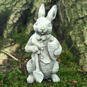 Peter Rabbit New Garden Statue Ornament