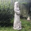 St. Francis Stone Garden Ornament
