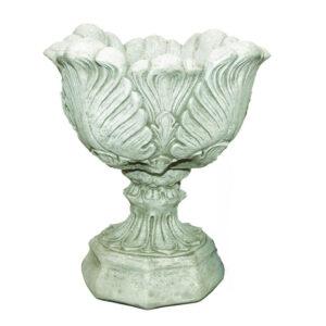 Stone Vase Large Elizabethan