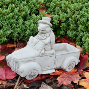 Mr Alderman Ptolemy Tortoise Garden Ornament Beatrix Potter